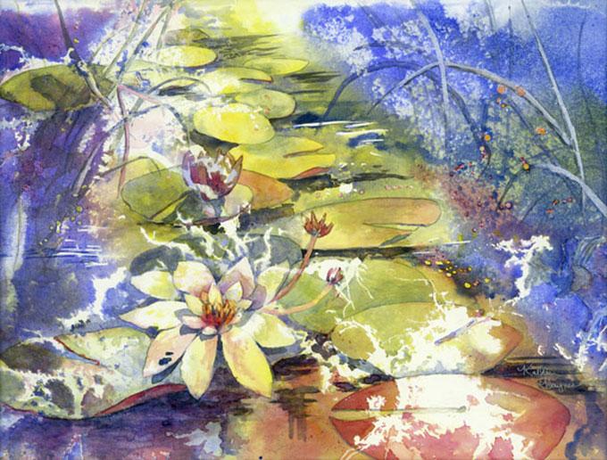 Kathleen-Haynes-Water-Lily-Dance-18X14608X461