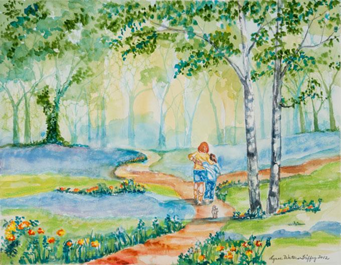 Lynne-Griffey-Artist-Path-To-Serenity-Handpainting608E