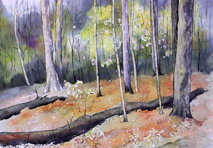 janet felts-spring-landscape
