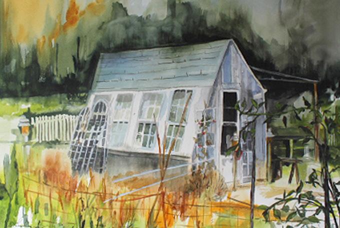 Gary's  Greenhouse
