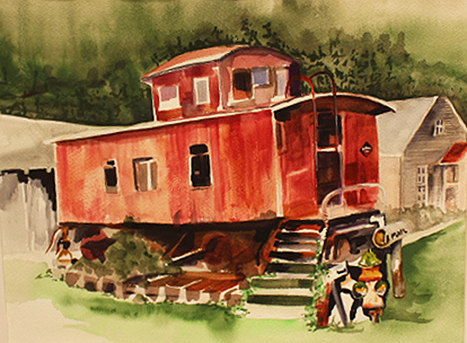 dbowling.Home on the Rails.11hx14w