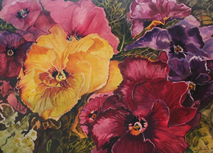 dbowling.Winter Bloom.16hx22w
