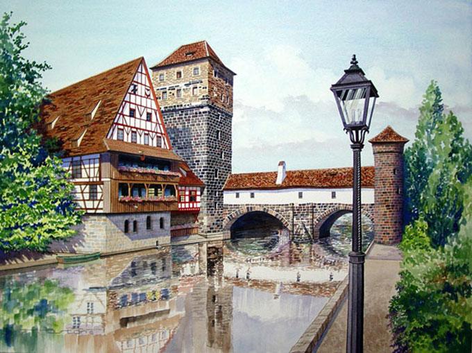 Helen-Burton-Medieval-Reflections18X24608X455